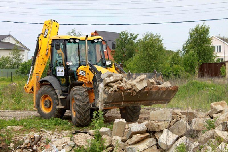 Погрузка и вывоз мусора в Курске